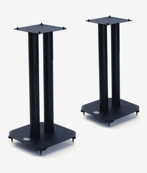B-Tech BT606 24 inch ATLAS Bookshelf Speaker Stands
