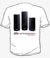 SVS T-Shirt / Bad Boys of Bass