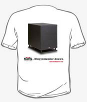 SVS T-Shirt / Powered Box