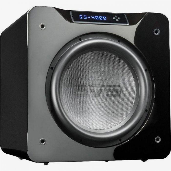 "SVS SB-4000 13.5"" 1200W Subwoofer PIANO BLACK"